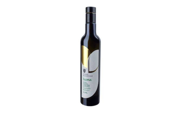Bottiglia Linea Icona – olio extravergine di oliva biologico